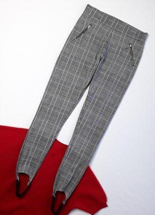 Модные леггинсы с высокой посадкой от  redherring