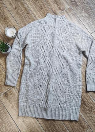 Вязаное платье, s