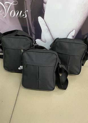 Фирменная мужская сумка через плече