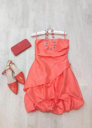 Платье из коллекции vila clothes нарядное летнее