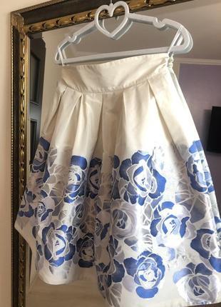 Трендовая юбка от андретана оригинал