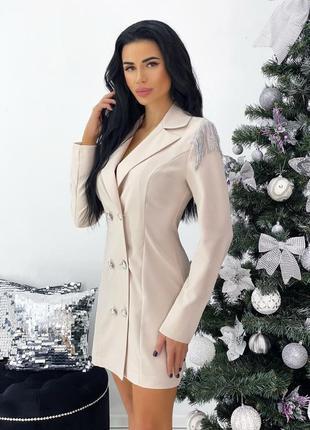 Платье - пиджак