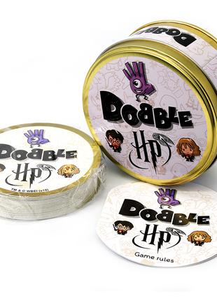 Настольная игра dobble harry potter. гарри поттер добль!