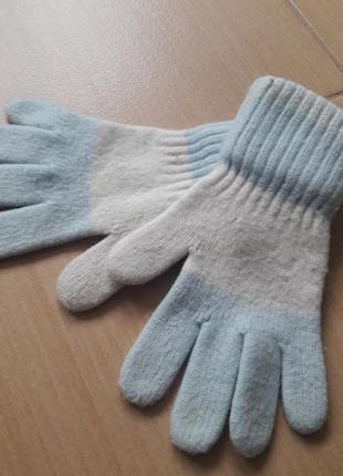 Тепленькие перчатки