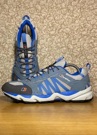 Мужские треккинговые кроссовки berghaus оригинал размер 39.5