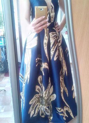 Платье для красавицы известного турецкого бренда behcetti