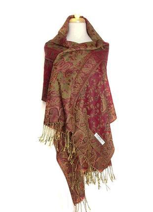 Pashmina пашмина шелк кашемир шарф палантин накидка