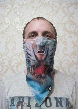 Маска airhole бафф балаклава шарф