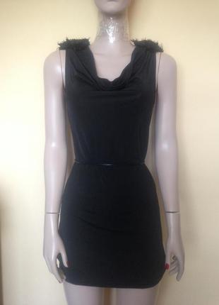 Распродажа#черное вернее платье#нарядное платье#коктейльное платье#короткое платье#