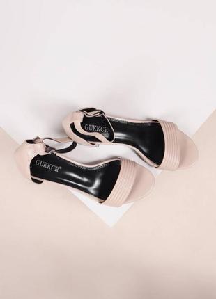 Босоножки на новый  год 5 см каблук под праздничные наряды туфли на каблуке