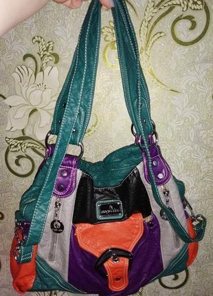 Женская фирменная сумка
