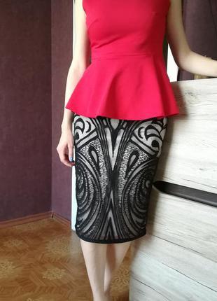 Красивая кружевная юбка atmosphere