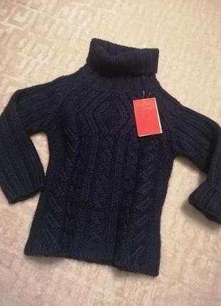 Тёплый свитер кофта