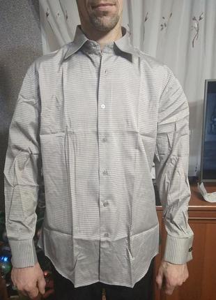 Рубашка для стильных мужчин- l xl