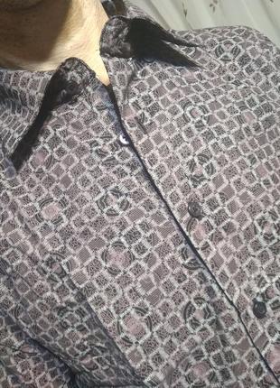 Абалденная стильная 2020 г рубашка для стильного мужчины s m