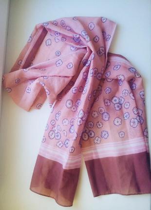 Шикарный шарф2 фото