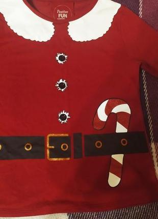 Новогодний свитер р.s
