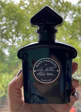 Guerlain black perfecto by la petite robe noire 100 мл