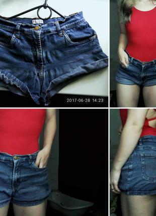 Шорты джинсовые лето