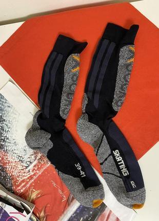 X-bionic skating лыжные носки 39-31