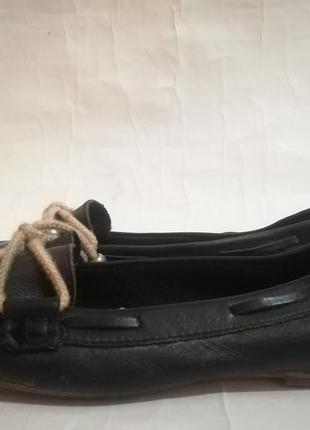Туфли кожаные размер 36-37