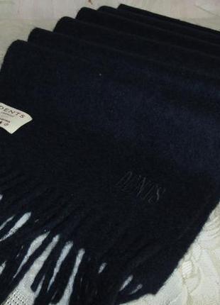 -dents- нежный шарф 100 % шерсть