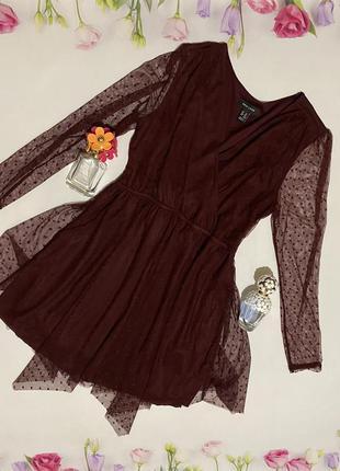 Стильное нарядное вечернее платье