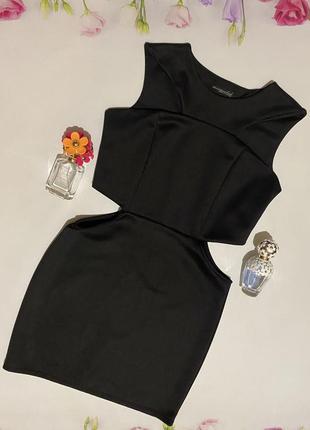 Стильное силуэтное вечернее платье