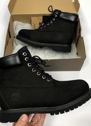 Шикарные женские зимние ботинки топ качество timberland ❄️🥭