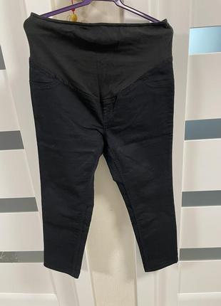 Укороченные штаны для беременных1 фото