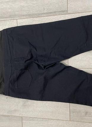 Укороченные штаны для беременных3 фото