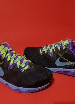 Nike dual fusion 38.5р. 24см кроссовки женские