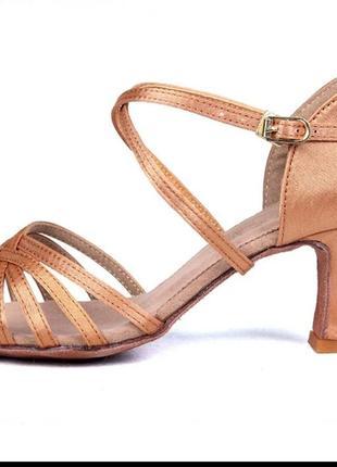 Туфли для латины, бальных танцев