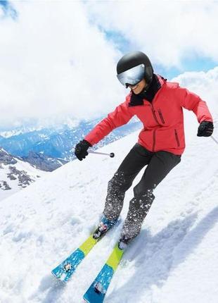 Зимние лыжные штаны, термо штаны, m 38, l 40 euro, crivit pro, германия