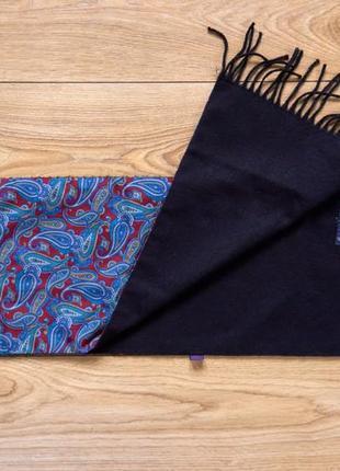 Брендовий чоловічий подвійний шарф tie rack