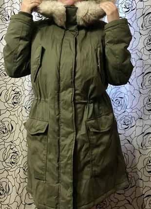 Парка, зимова куртка