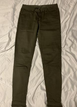 Узкие штаны