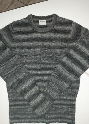 Теплый свитер columbia
