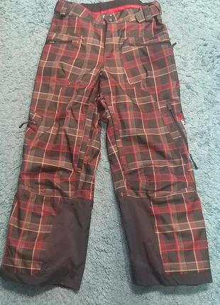 Лыжные штаны /  штаны для сноуборда   unlicensed