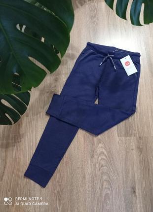 Спортивные плотные (двунить)штаны джогеры
