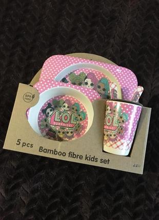 Продам набор детской посуды