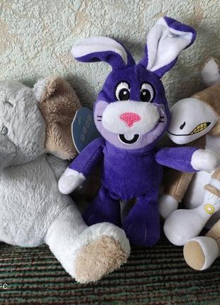 Іграшки 3 шт. на подарунки