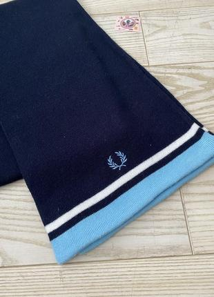 Шарф fred perry barbour