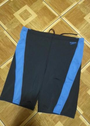 Фирменные плавки шорты speedo р.34