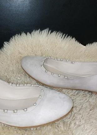 Graceland туфли балетки текстиль