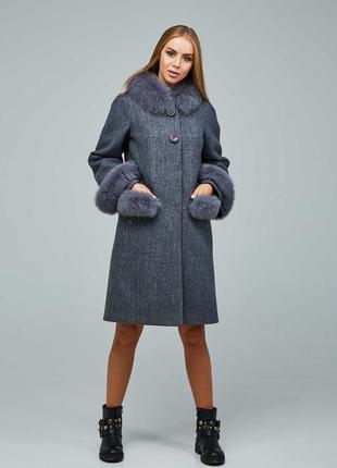 Пальто зимнее рр 44-54