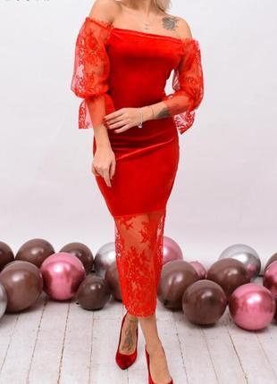 Росскошное новогоднее торжественное платье
