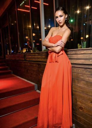 Вечернее выпускной платье pronovias