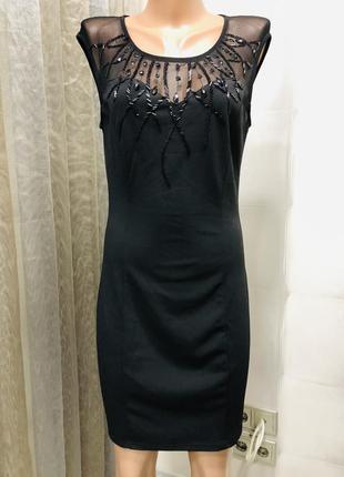 Шикарное платье, италия р. м