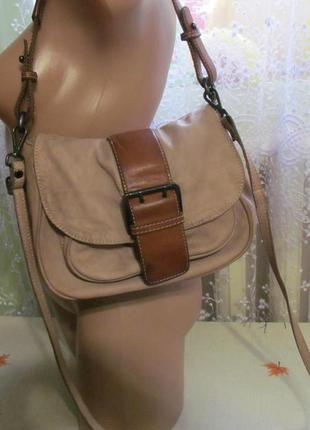 Caterina lucchi кожаная сумочка